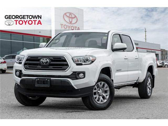2018 Toyota Tacoma SR5 (Stk: 18-31742) in Georgetown - Image 1 of 20