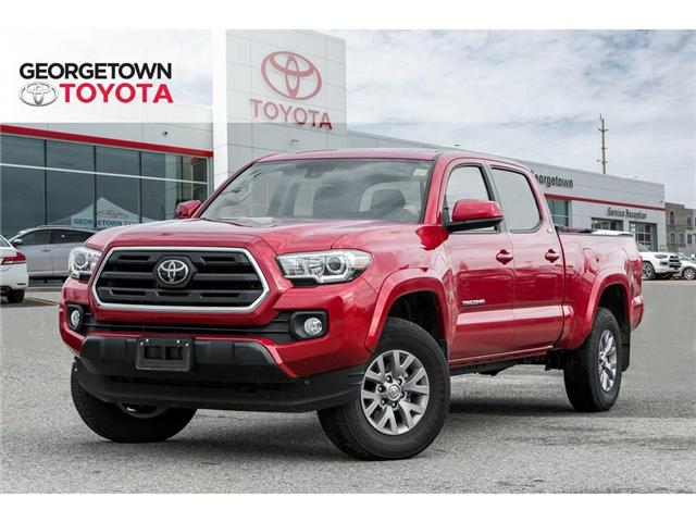 2018 Toyota Tacoma SR5 (Stk: 18-32083) in Georgetown - Image 1 of 20