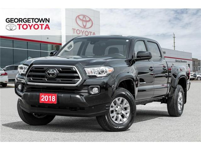 2018 Toyota Tacoma SR5 (Stk: 18-32656) in Georgetown - Image 1 of 20