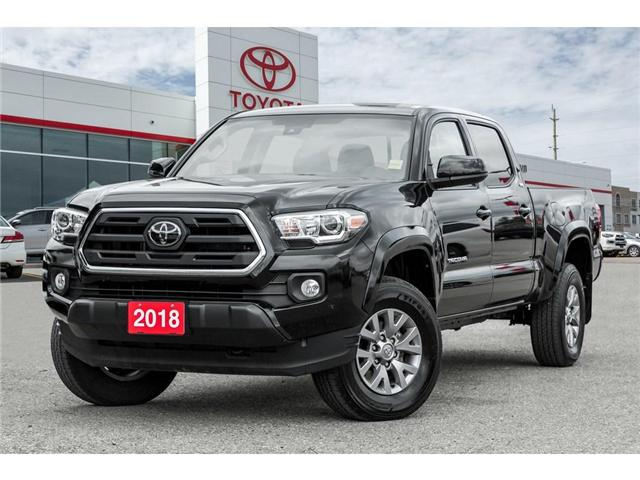 2018 Toyota Tacoma SR5 (Stk: 18-31479) in Georgetown - Image 1 of 20