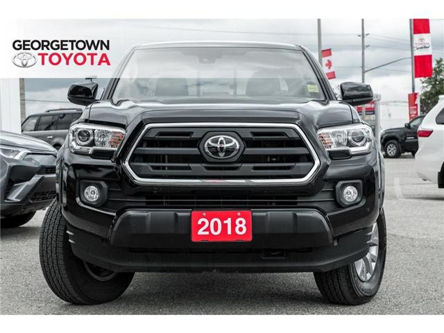 2018 Toyota Tacoma SR5 (Stk: 18-31479) in Georgetown - Image 2 of 20