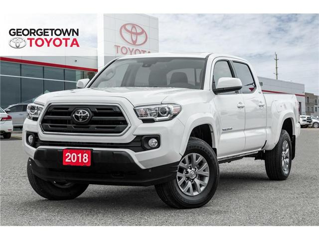 2018 Toyota Tacoma SR5 (Stk: 18-31626) in Georgetown - Image 1 of 20