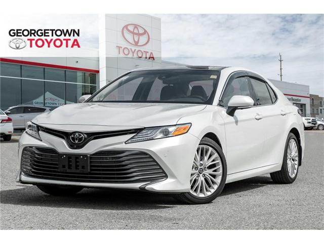 2018 Toyota Camry  (Stk: 18-01085) in Georgetown - Image 1 of 20