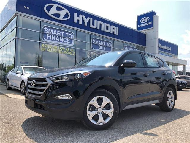2017 Hyundai Tucson  (Stk: TN17216) in Woodstock - Image 1 of 24