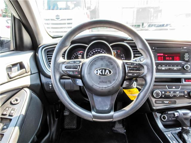 2014 Kia Optima LX (Stk: P388) in Toronto - Image 14 of 21