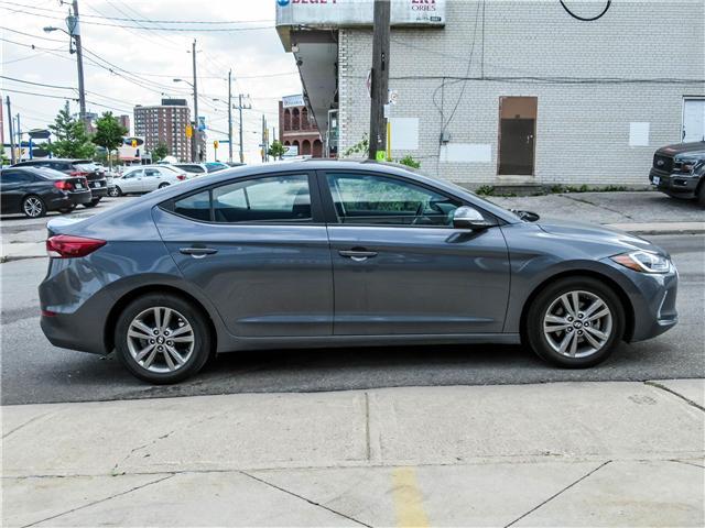 2017 Hyundai Elantra GL (Stk: U06254) in Toronto - Image 4 of 20