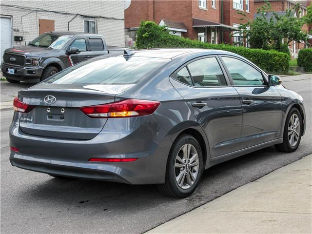 2017 Hyundai Elantra GL (Stk: U06254) in Toronto - Image 5 of 20