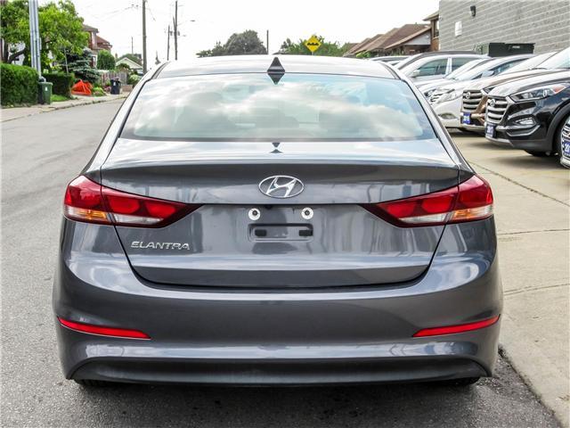 2017 Hyundai Elantra GL (Stk: U06254) in Toronto - Image 6 of 20