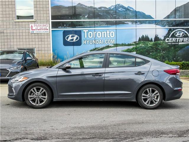 2017 Hyundai Elantra GL (Stk: U06254) in Toronto - Image 8 of 20
