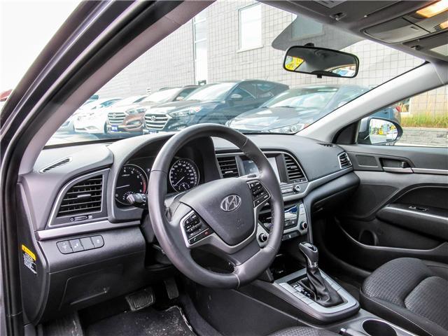 2017 Hyundai Elantra GL (Stk: U06254) in Toronto - Image 10 of 20