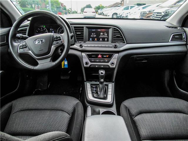 2017 Hyundai Elantra GL (Stk: U06254) in Toronto - Image 13 of 20