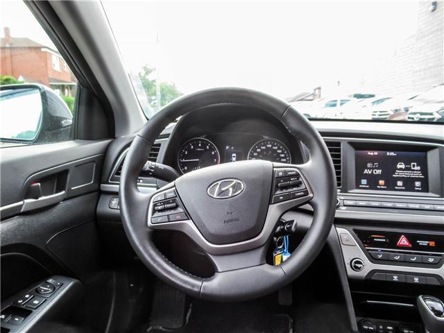 2017 Hyundai Elantra GL (Stk: U06254) in Toronto - Image 14 of 20