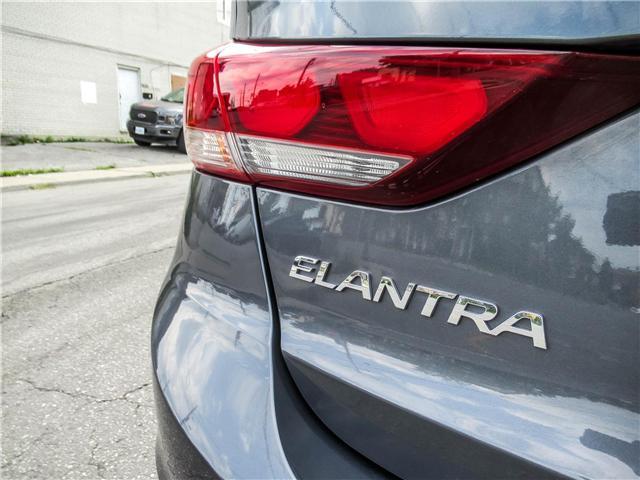 2017 Hyundai Elantra GL (Stk: U06254) in Toronto - Image 16 of 20
