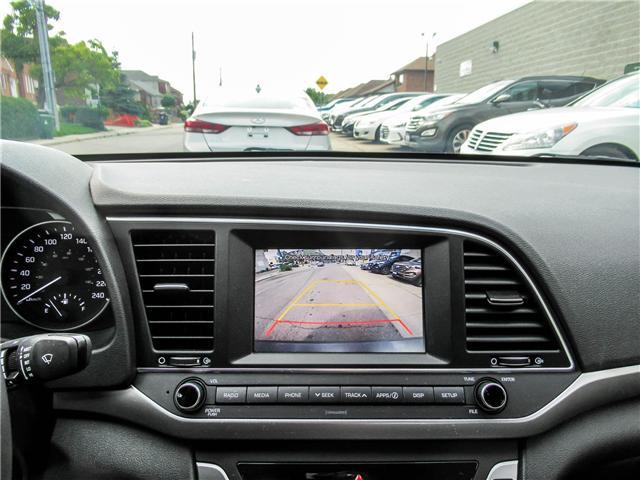 2017 Hyundai Elantra GL (Stk: U06254) in Toronto - Image 18 of 20