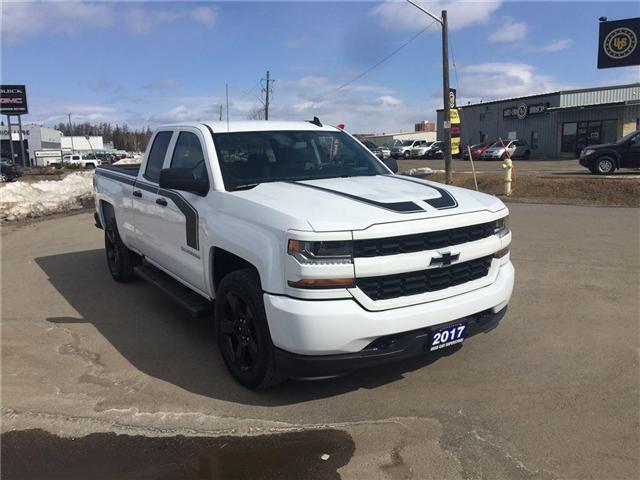 2017 Chevrolet Silverado 1500 Silverado Custom (Stk: 3478) in Thunder Bay - Image 3 of 12