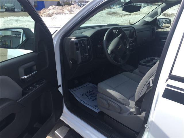 2017 Chevrolet Silverado 1500 Silverado Custom (Stk: 3478) in Thunder Bay - Image 10 of 12