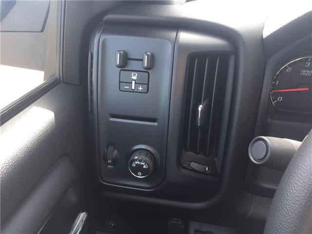 2017 Chevrolet Silverado 1500 Silverado Custom (Stk: 3478) in Thunder Bay - Image 11 of 12