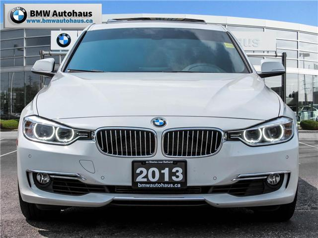 2013 BMW 335i xDrive (Stk: P8466) in Thornhill - Image 2 of 23