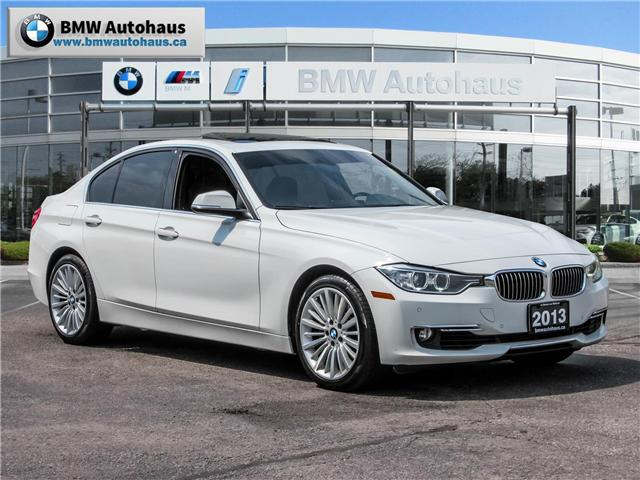 2013 BMW 335i xDrive (Stk: P8466) in Thornhill - Image 3 of 23