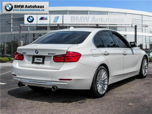 2013 BMW 335i xDrive (Stk: P8466) in Thornhill - Image 5 of 23