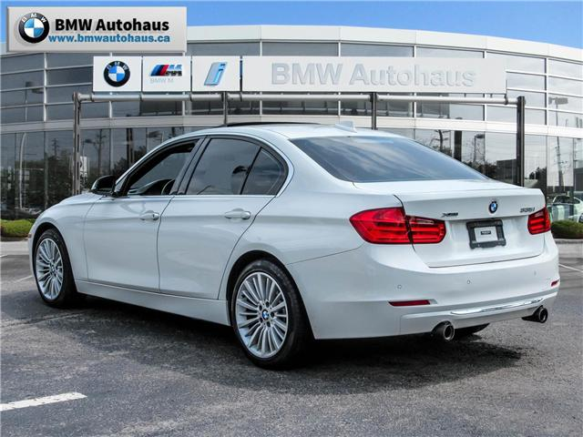 2013 BMW 335i xDrive (Stk: P8466) in Thornhill - Image 7 of 23