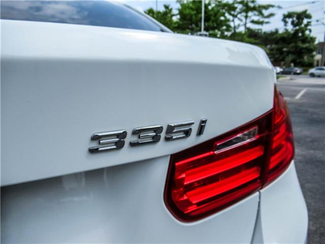 2013 BMW 335i xDrive (Stk: P8466) in Thornhill - Image 18 of 23