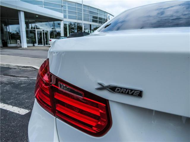 2013 BMW 335i xDrive (Stk: P8466) in Thornhill - Image 19 of 23