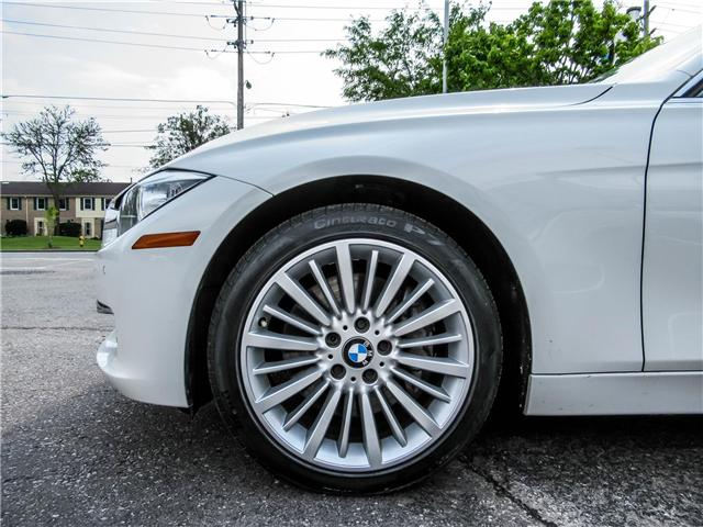 2013 BMW 335i xDrive (Stk: P8466) in Thornhill - Image 20 of 23
