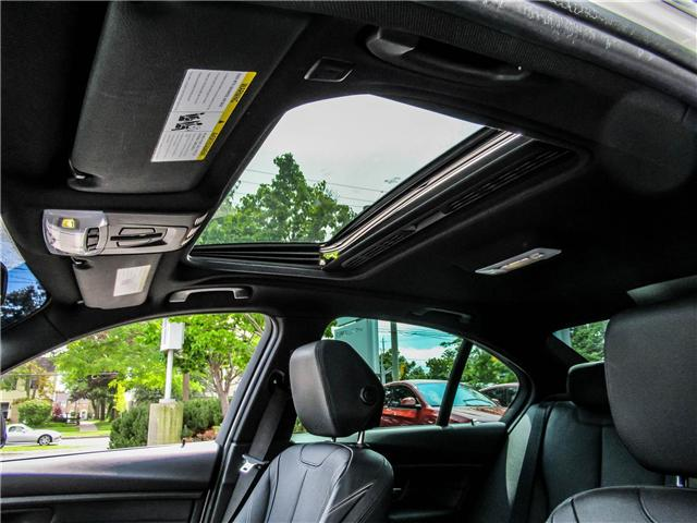 2013 BMW 335i xDrive (Stk: P8466) in Thornhill - Image 21 of 23