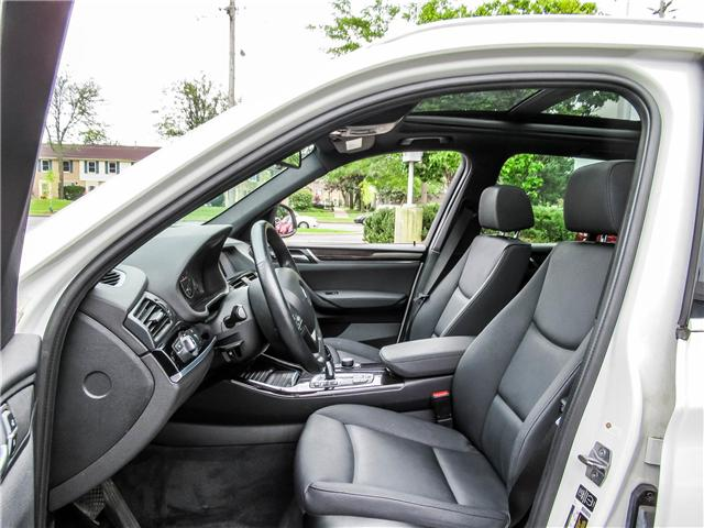 2015 BMW X3 xDrive28i (Stk: P8476) in Thornhill - Image 10 of 19