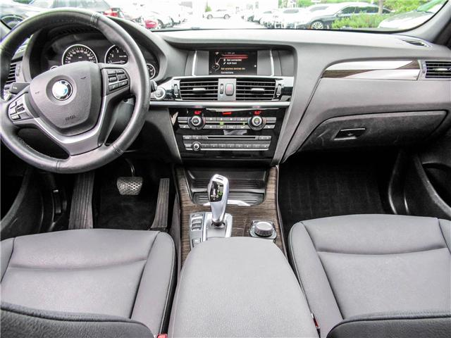 2015 BMW X3 xDrive28i (Stk: P8476) in Thornhill - Image 11 of 19