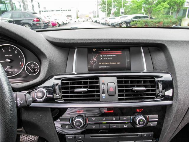 2015 BMW X3 xDrive28i (Stk: P8476) in Thornhill - Image 19 of 19