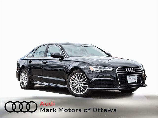2018 Audi A6 2.0T Progressiv (Stk: 90300) in Nepean - Image 1 of 28