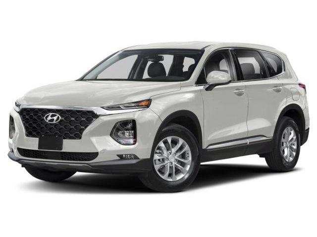 2019 Hyundai Santa Fe Luxury (Stk: 19025) in Ajax - Image 1 of 9