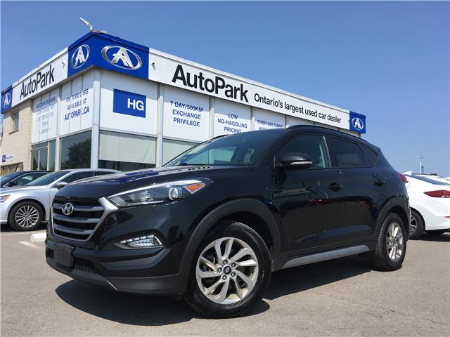 2017 Hyundai Tucson Luxury (Stk: 17-60685) in Brampton - Image 1 of 26