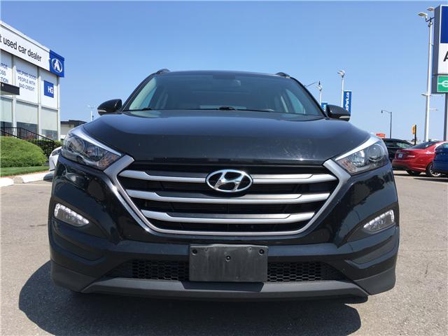 2017 Hyundai Tucson Luxury (Stk: 17-60685) in Brampton - Image 2 of 26