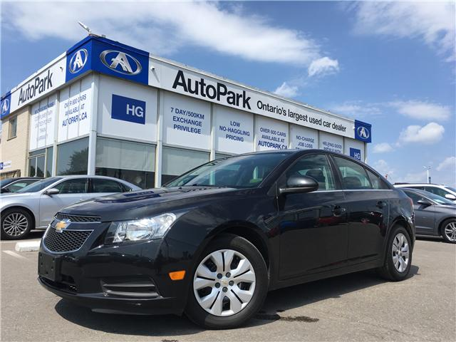 2014 Chevrolet Cruze 1LT (Stk: 14-44321) in Brampton - Image 1 of 21