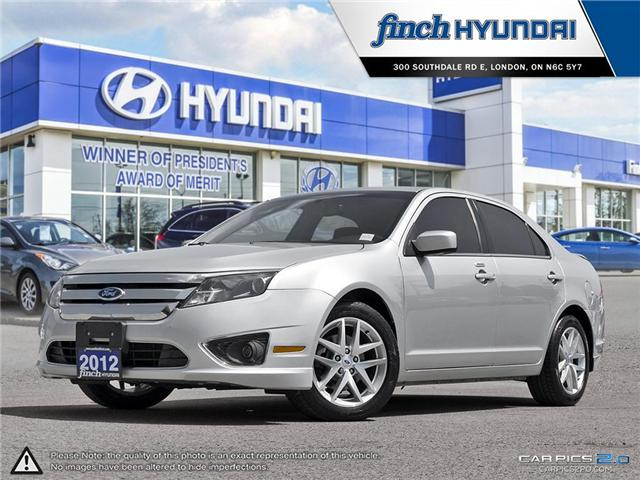 2012 Ford Fusion SEL (Stk: 84134) in London - Image 1 of 26