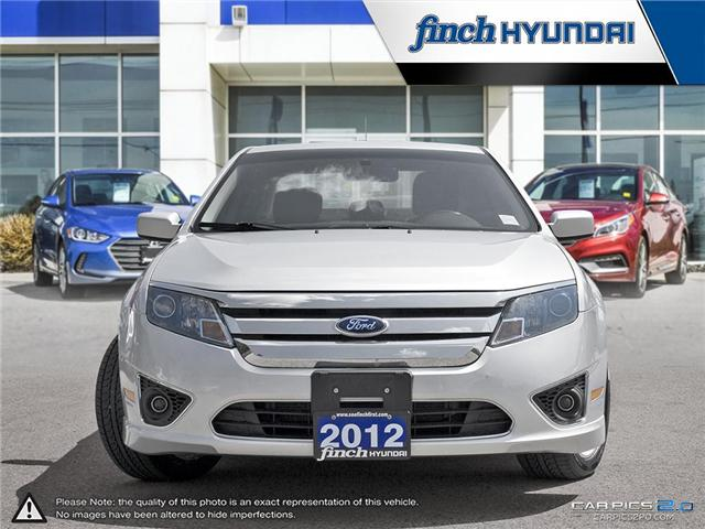 2012 Ford Fusion SEL (Stk: 84134) in London - Image 2 of 26