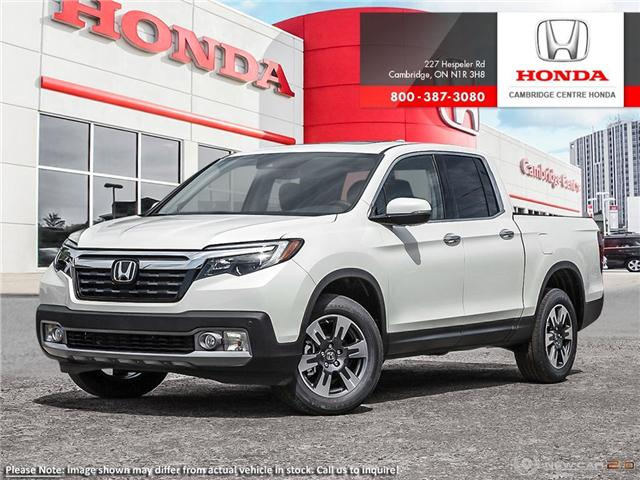 2019 Honda Ridgeline Touring (Stk: 18570) in Cambridge - Image 1 of 24