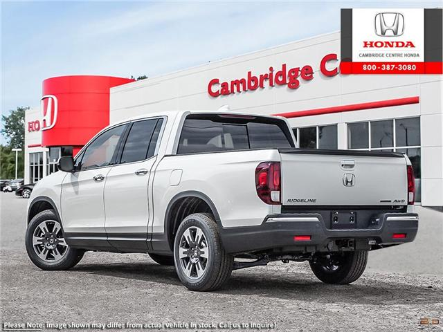 2019 Honda Ridgeline Touring (Stk: 18570) in Cambridge - Image 4 of 24
