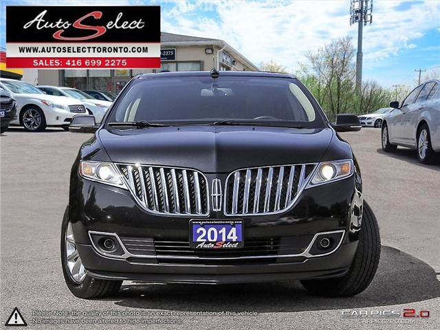 2014 Lincoln MKX AWD (Stk: 14LKMW2) in Scarborough - Image 2 of 28