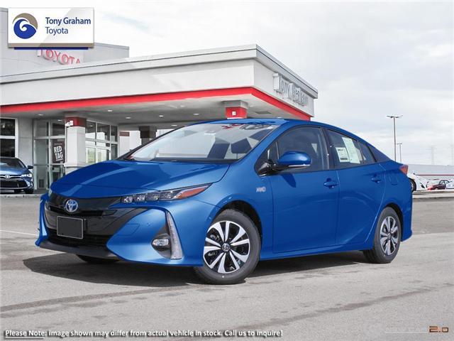 2018 Toyota Prius Prime Technology (Stk: 57385) in Ottawa - Image 1 of 23