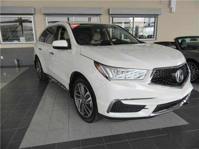 2018 Acura MDX Navigation Package (Stk: A3833) in Saskatoon - Image 1 of 21