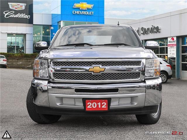 2012 Chevrolet Silverado 1500 LS (Stk: R12020) in Toronto - Image 2 of 27