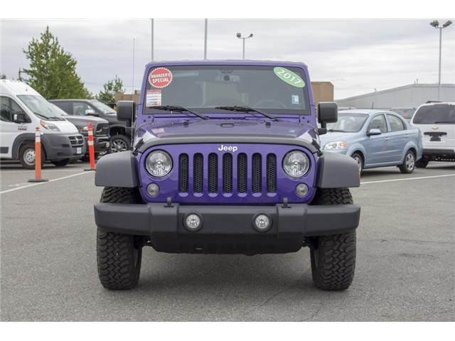 2017 Jeep Wrangler Unlimited Rubicon (Stk: HL692822N) in Surrey - Image 2 of 28
