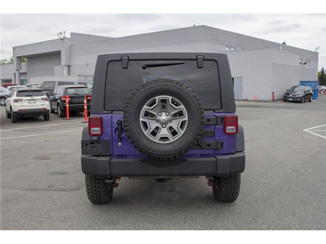 2017 Jeep Wrangler Unlimited Rubicon (Stk: HL692822N) in Surrey - Image 6 of 28