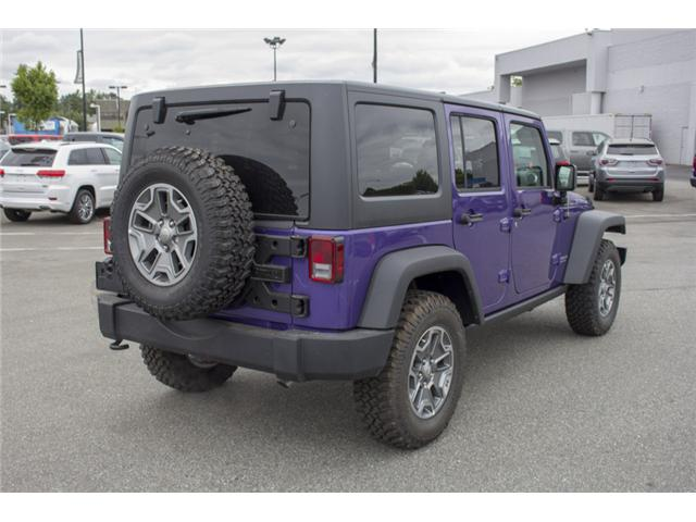 2017 Jeep Wrangler Unlimited Rubicon (Stk: HL692822N) in Surrey - Image 7 of 28