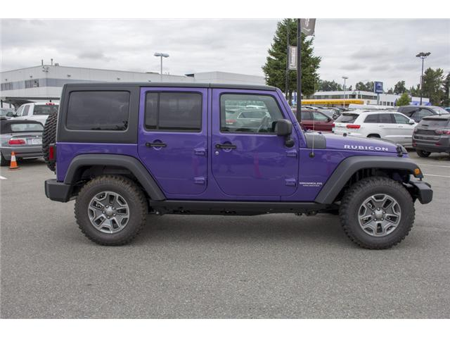 2017 Jeep Wrangler Unlimited Rubicon (Stk: HL692822N) in Surrey - Image 8 of 28