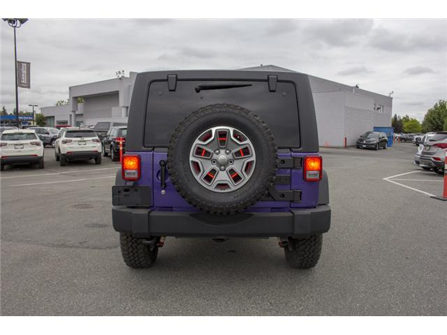 2017 Jeep Wrangler Unlimited Rubicon (Stk: HL692822N) in Surrey - Image 9 of 28